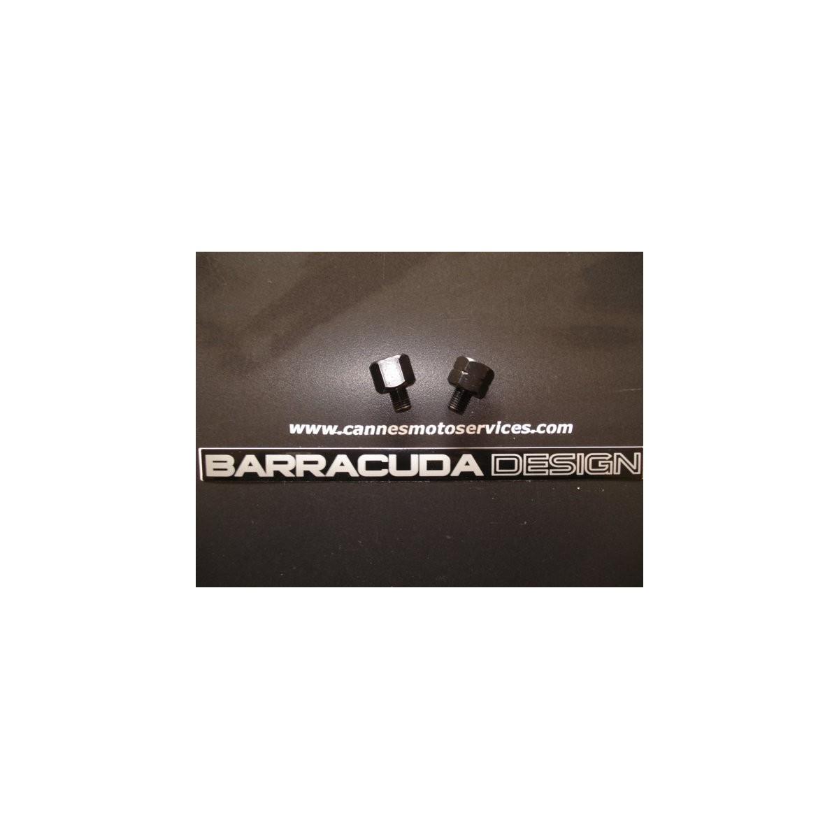 ADAPTATEUR RETRO BARRACUDA (LA PAIRE )