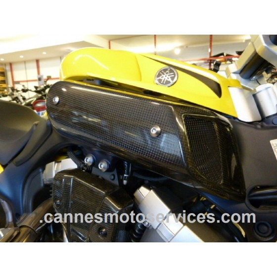 ECOPES D AIR CARBONES MT01 YAMAHA