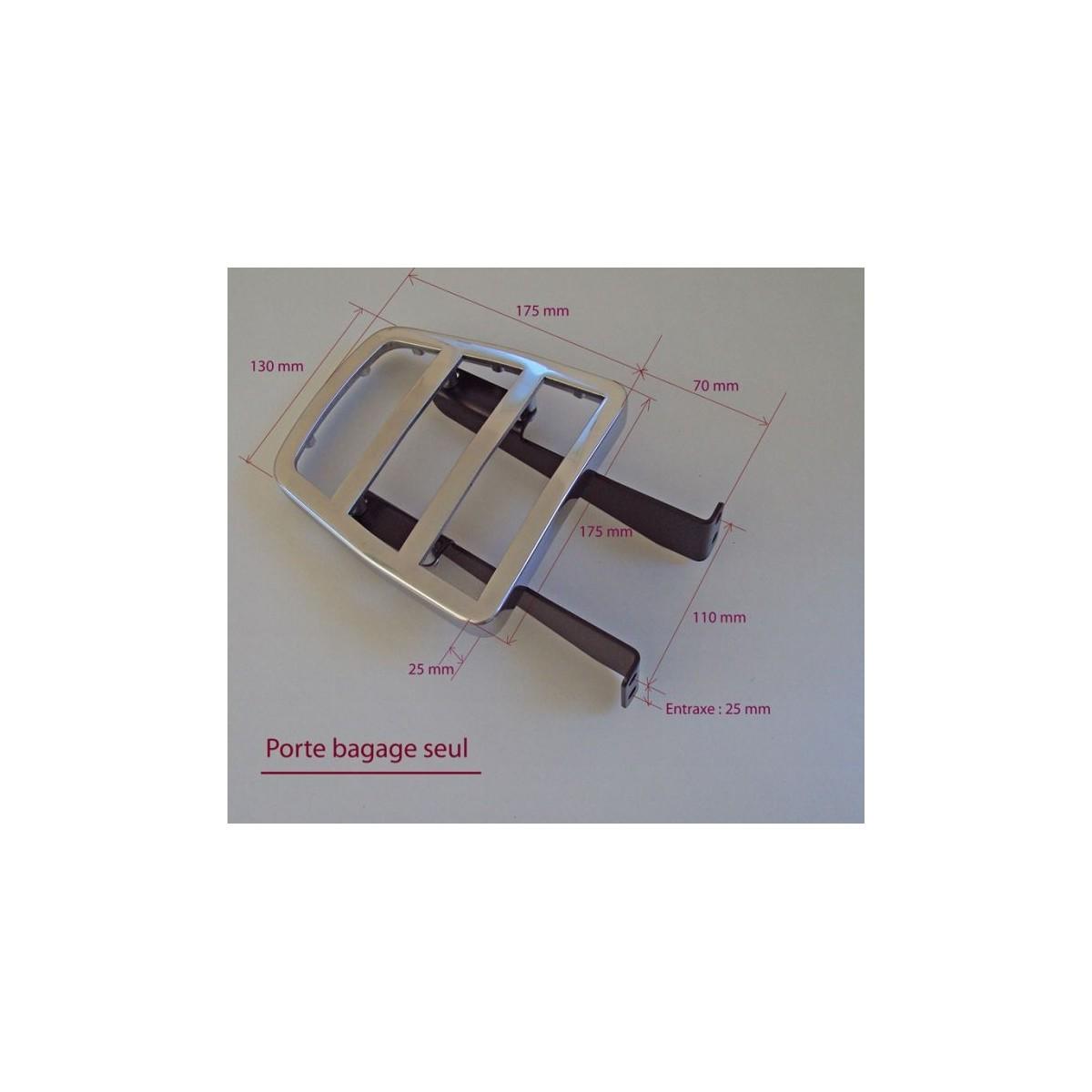 PORTE PAQUET ALU VMAX 1200