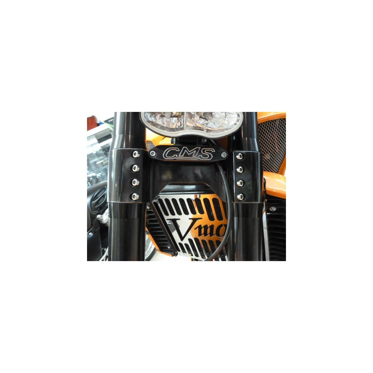 SUPPORT PHARE VMAX 1200 ANODISE NOIR